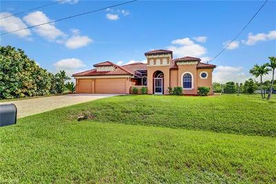 Cape Coral Single Family Home For Sale: 2103 NW 9th Pl