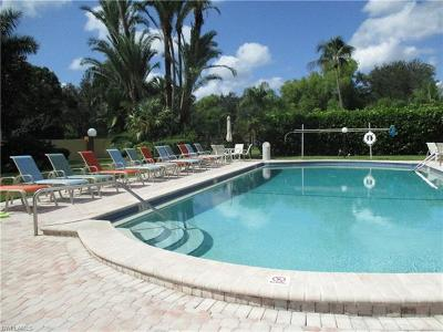 Fort Myers Condo/Townhouse For Sale: 6110 Whiskey Creek Dr #223