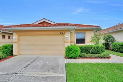 Single Family Home For Sale: 10580 Avila Cir