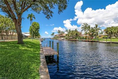 Fort Myers Residential Lots & Land For Sale: 805 Cape View Dr
