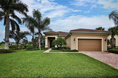 Fort Myers Single Family Home For Sale: 12801 Chadsford Cir