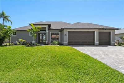 Cape Coral Single Family Home For Sale: 2601 SW 42nd Ln