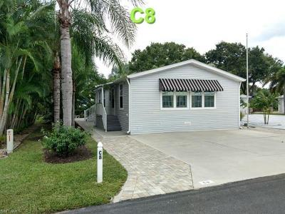 Fort Myers Mobile/Manufactured For Sale: 5782 Burrwood Ct