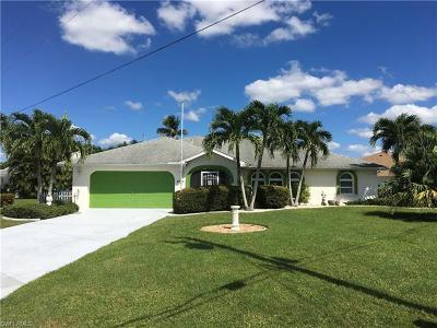 Cape Coral FL Single Family Home For Sale: $285,000