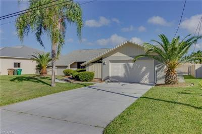 Cape Coral Single Family Home For Sale: 2219 Everest Pky