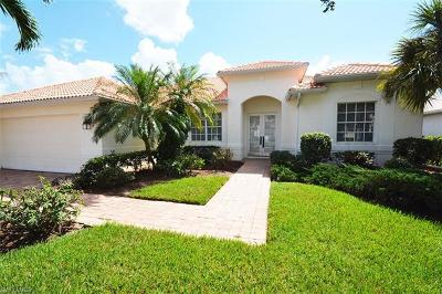 Fort Myers Single Family Home For Sale: 12550 Venicia Dr NW