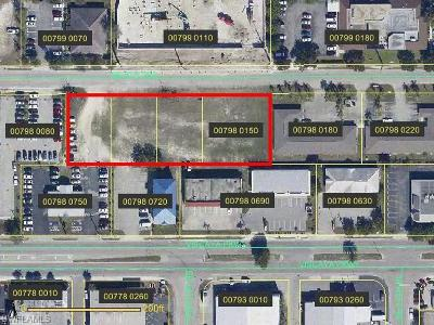 Cape Coral Commercial For Sale: 1318+1322+1326+1404 SE 8th Ter