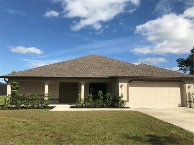 Cape Coral Single Family Home For Sale: 1223 SW 14th St