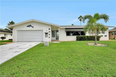Cape Coral FL Single Family Home For Sale: $309,900