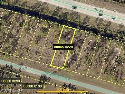 Fort Myers Commercial Lots & Land For Sale: 1167 Briarcliffe St