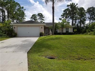 Lehigh Acres FL Single Family Home For Sale: $178,900