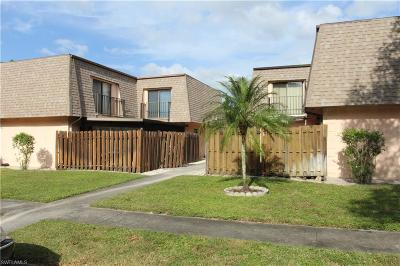 Fort Myers Condo/Townhouse For Sale: 17989 San Juan Ct #4