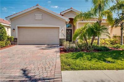 Lehigh Acres Single Family Home For Sale: 11667 Eros Rd