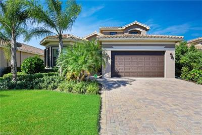Fort Myers Single Family Home For Sale: 11712 Stonecreek Cir