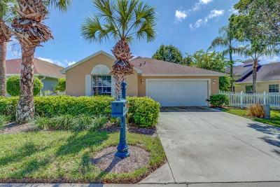 Naples FL Single Family Home For Sale: $325,000