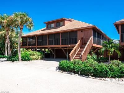 Charlotte County, Collier County, Lee County Condo/Townhouse For Sale: 1811 Olde Middle Gulf Dr #14