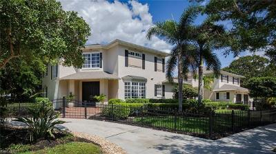 Fort Myers Single Family Home For Sale: 3285 Avocado Dr