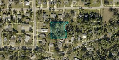 Fort Myers Residential Lots & Land For Sale: 1 Toronto Ct