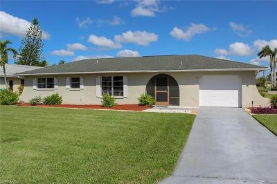 Cape Coral Single Family Home For Sale: 205 SW 45th St