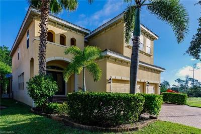 Fort Myers Single Family Home For Sale: 8692 Banyan Bay Blvd