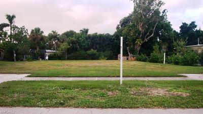 Fort Myers Residential Lots & Land For Sale: 6012 Kenneth Rd