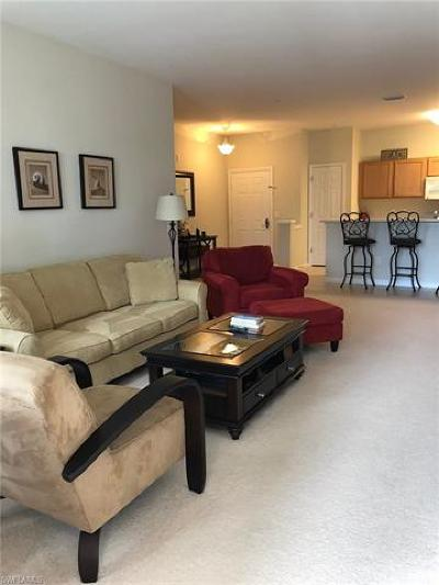 Fort Myers Condo/Townhouse For Sale: 11741 Pasetto Ln #305