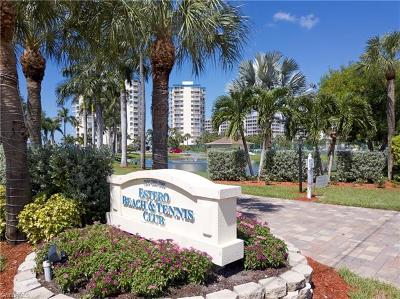 Fort Myers Beach Condo/Townhouse For Sale: 7360 Estero Blvd #102