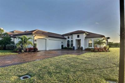 Naples FL Single Family Home For Sale: $759,000
