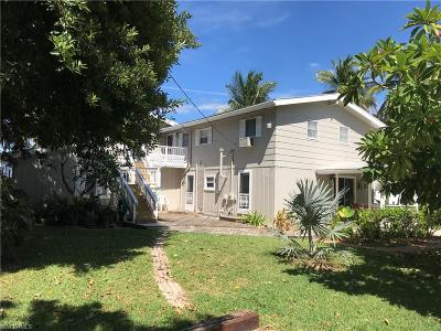 Bokeelia, Pineland, Saint James City, St. James City Multi Family Home For Sale: 8076 Main St