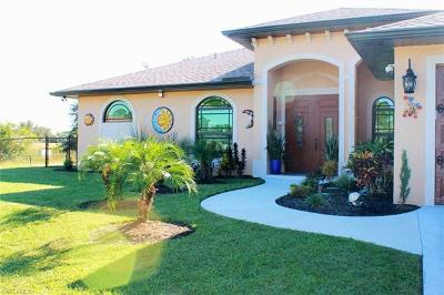 Lehigh Acres Single Family Home For Sale: 2001 Venice Ave N
