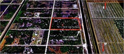 Residential Lots & Land For Sale: 7610 14th Ter