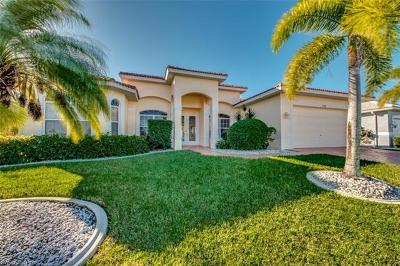 Cape Coral Single Family Home For Sale: 2558 SW 38th Ter