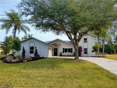 Cape Coral Single Family Home For Sale: 4219 SW 13th Ave