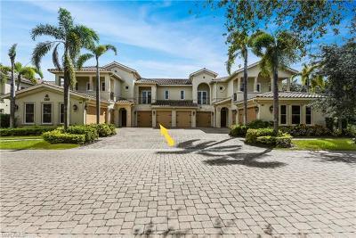 Naples FL Condo/Townhouse For Sale: $750,000