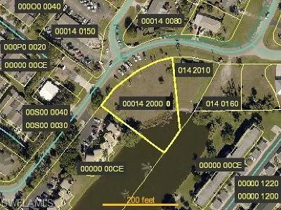 Fort Myers Residential Lots & Land For Sale: 1176 Lake McGregor Dr