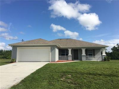 Cape Coral Single Family Home For Sale: 341 NE 30th St