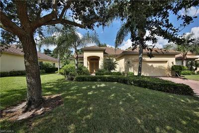 Fort Myers Single Family Home For Sale: 16168 Coco Hammock Way