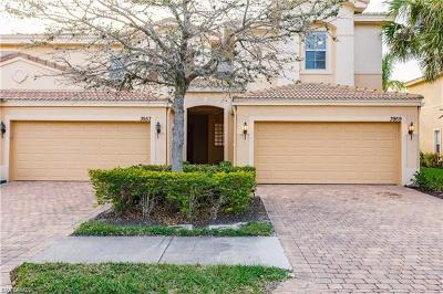 Fort Myers Condo/Townhouse For Sale: 3836 Cherrybrook Loop