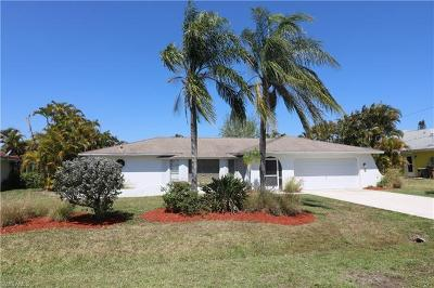 Cape Coral Single Family Home For Sale: 109 SE 45th St