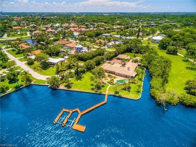 Fort Myers FL Single Family Home For Sale: $2,269,000