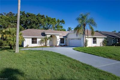 Fort Myers Single Family Home For Sale: 14797 Mahoe Ct