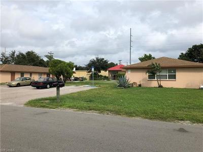 Cape Coral Multi Family Home For Sale: 3225 SE 15th Pl