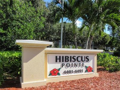 Fort Myers Condo/Townhouse For Sale: 4471 Bay Beach Ln E #313