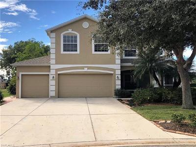 Fort Myers Single Family Home For Sale: 11230 Cypress Tree Cir
