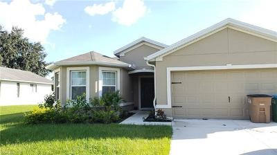 Cape Coral Single Family Home For Sale: 640 SW 11th Ter