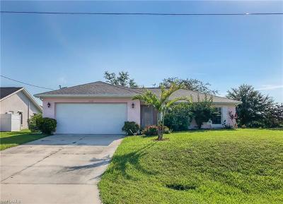 Lehigh Acres FL Single Family Home For Sale: $186,000