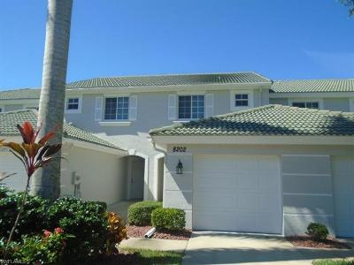 Fort Myers Condo/Townhouse For Sale: 8202 Pacific Beach Dr