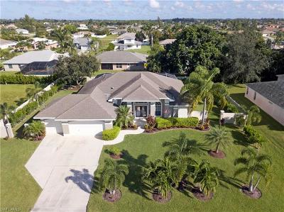 Cape Coral, Matlacha Single Family Home For Sale: 2529 SW 31st Ln