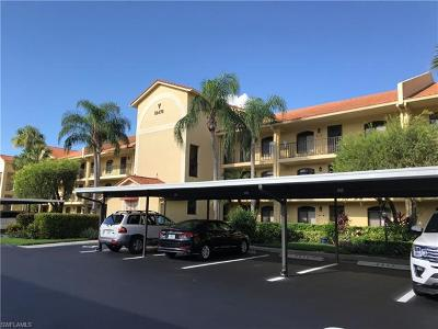 Fort Myers Condo/Townhouse For Sale: 16470 Kelly Cove Dr #2836