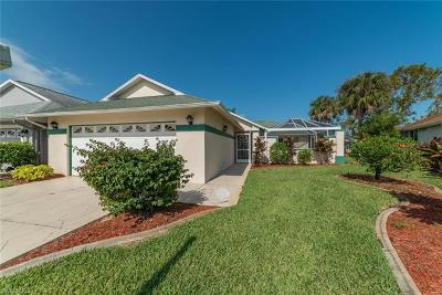 North Fort Myers Single Family Home For Sale: 13361 Wild Cotton Ct
